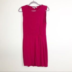 Cupcakes & Cashmere Pink Twisted Dress